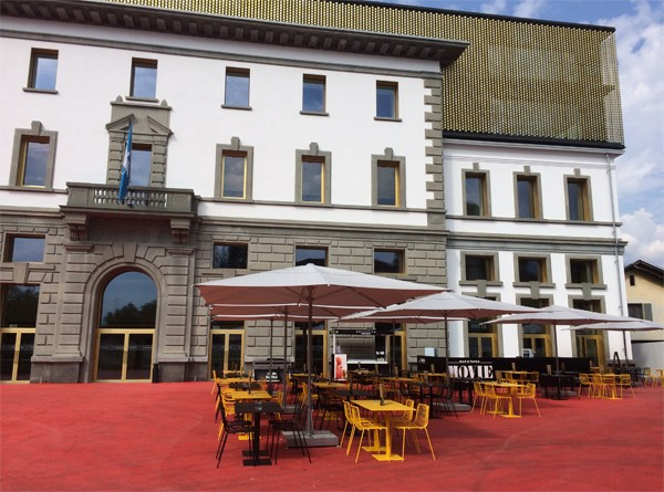 Nuovo sistema POS per il bar Movie dell'Enjoy Arena a Locarno